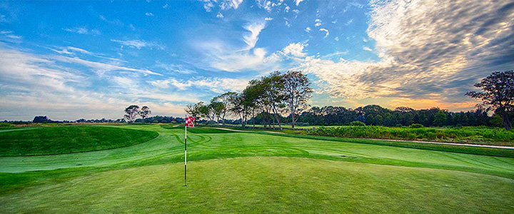 newport national golf club course grounds